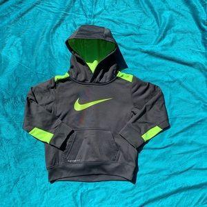 Boys Nike thermafit hoodie